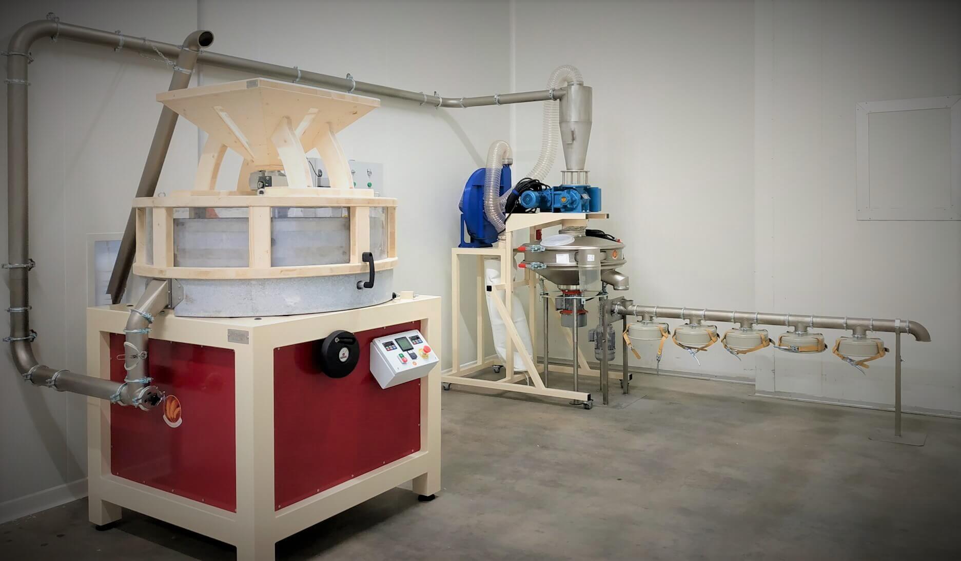 Fabricant Français de moulins à farine
