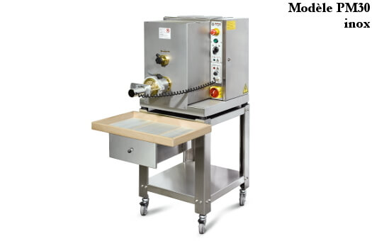 fabricant-machine-a-pates-PM30-inox
