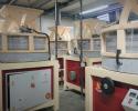 Installation complète par nos soins avec 5 x Moulins PRO100, Transfert pneumatique des farines et Tamiseurs