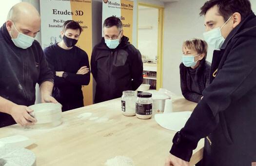 Débit, taux d'extraction, essais quantitatif et qualitatif pour farine et pâtes... Votre partenaire pour une solution professionnelle