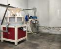 Une installation propre et nette dédiée à la production de farine sans-gluten à Cavaillon