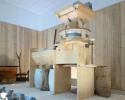Un petit moulin à farine MTI50 installé dans l'institut boulanger de Palaiseau (91)