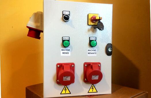Tableau-de-commande-pre-monte-pour-alimentation-automatique-du-moulin