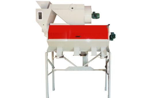 Nettoyeur-trieur-rotatif-polyvalent-avec-systeme-de-degommage